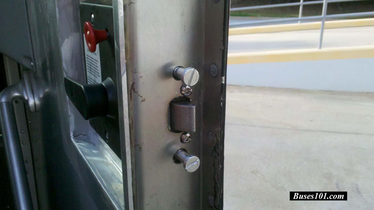 Rv door lock note lock is recessed in the interior door wall planetlyrics Images